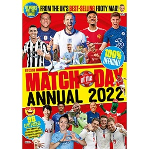 Match of the Day Annual 2022: (Annuals 2022)