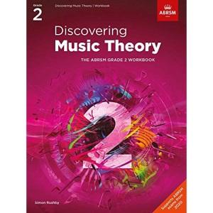 Discovering Music Theory, The ABRSM Grade 2 Workbook (Theory workbooks (ABRSM))