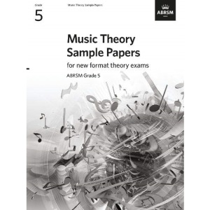 Music Theory Sample Papers, ABRSM Grade 5 (Music Theory Papers (ABRSM))