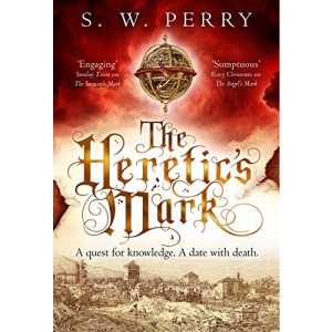 The Heretic's Mark (The Jackdaw Mysteries, 4)