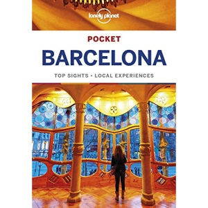 Lonely Planet Pocket Barcelona: Top Sights - Local Experiences (Travel Guide)
