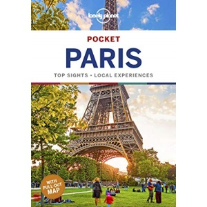 Lonely Planet Pocket Paris: top sights, local experiences (Travel Guide)