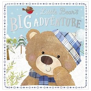 Little Bear's Big Adventure (Story Book)