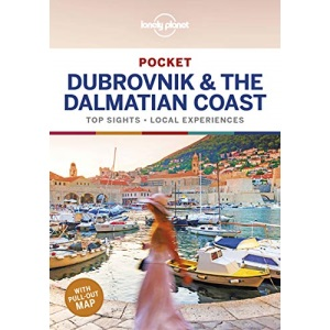 Lonely Planet Pocket Dubrovnik & the Dalmatian Coast: top sights, local experiences (Travel Guide)