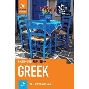 Rough Guides Phrasebook Greek (Bilingual dictionary): (Bilingual dictionary) (Rough Guides Phrasebooks)