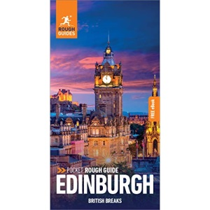 Pocket Rough Guide British Breaks Edinburgh (Travel Guide with Free eBook) (Pocket Rough Guides)