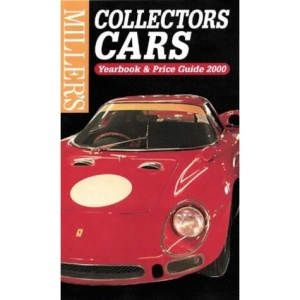 Miller's Collectors Cars Yearbook and Price Guide 2000-2001