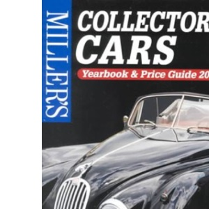 Miller's Collectors Cars Yearbook and Price Guide 2001 (Miller's Collectors Cars Price Guide)