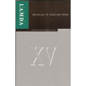 Anthology of Verse and Prose: v. 15