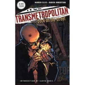 Transmetropolitan : Back on the Street