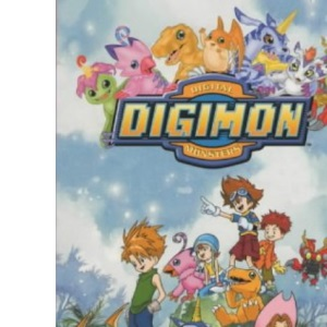 Digimon: v.1: Digital Monsters: Vol 1 (Digital Digimon Monsters)