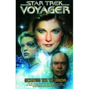 Star Trek: Voyager - Encounters with the Unknown: Voyager - The Collection