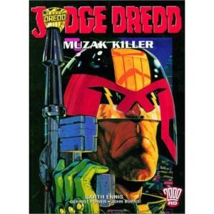 Judge Dredd: Muzak Killer (2000 AD Presents)