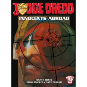 Judge Dredd: Innocents Abroad (2000 AD Presents)
