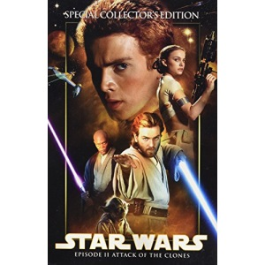 Star Wars Episode II Slipcase