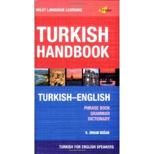 Turkish Handbook for English Speakers (Milet Language Learning)