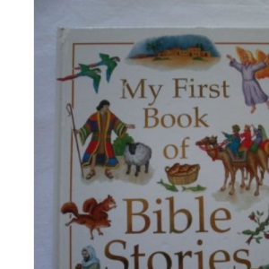 My First Book Bible Story