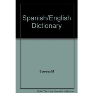Spanish/English Dictionary