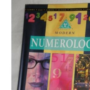 Modern Numerology