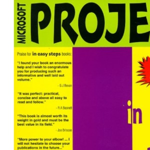 Microsoft Project in Easy Steps