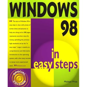 Windows 98 in Easy Steps (Special Edition)