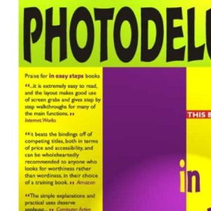 PhotoDeluxe in Easy Steps
