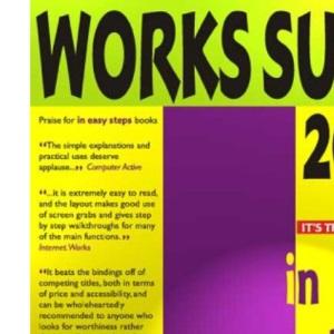 Works 2000 Suite in Easy Steps