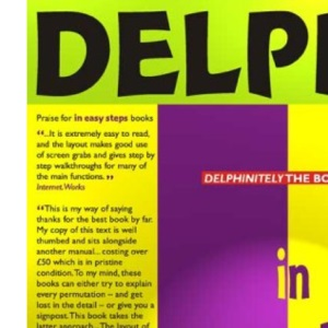 Delphi in Easy Steps