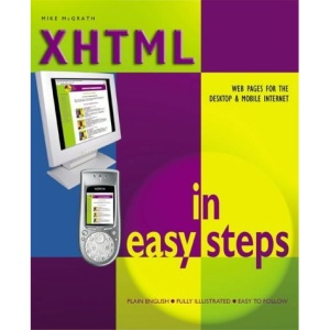 XHTML in Easy Steps
