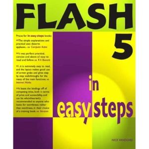 Flash 5 in Easy Steps
