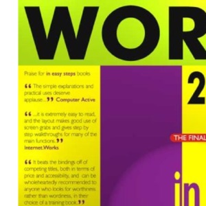 Word 2002 in Easy Steps