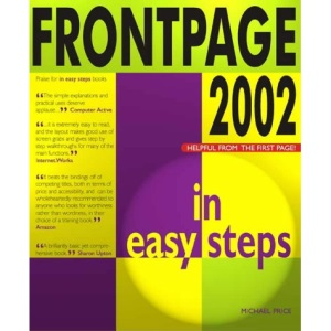 FrontPage 2002 in Easy Steps