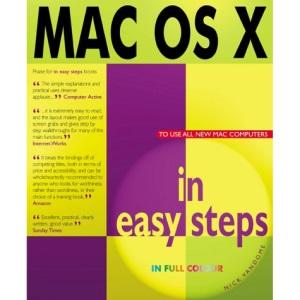 Mac Os X In Easy Steps (In Easy Steps Series)