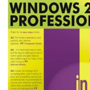 Windows 2000 Professional in Easy Steps