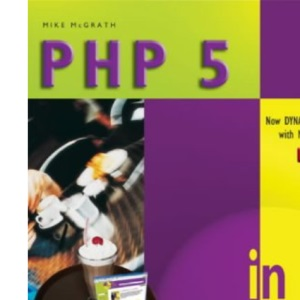 PHP 5 in Easy Steps: Colour (In Easy Steps Series)