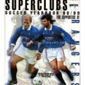 Glasgow Rangers 1998/99: Soccer Yearbook (Superteams)