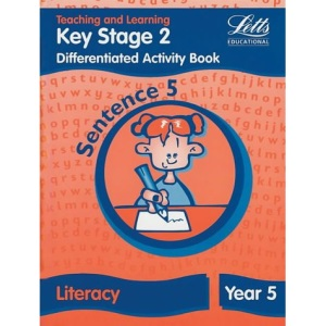 Differentiation: Sentence (Key Stage 2 literacy textbooks): Differentiated Activity Book (Letts Primary Activity Books for Schools)