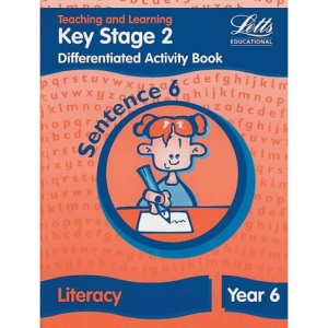 Differentiation: Sentence (Key Stage 2 literacy textbooks)