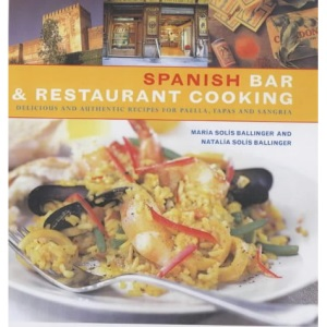 Spanish Bar and Restaurant Cooking