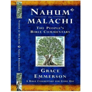 The People's Bible Commentary: Nahum-Malachi