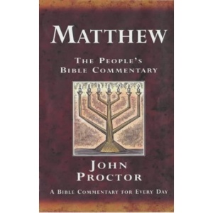 Matthew: A Bible Commentary for Every Day (The People's Bible Commentaries)