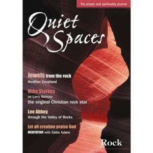 Rock (Quiet Spaces: The BRF Prayer & Spirituality Journal)