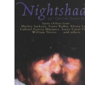 Nightshade: 20th Century Ghost Stories