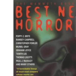 The Mammoth Book of Best New Horror: No. 13