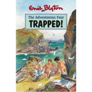 Trapped! (The Adventurous Four)