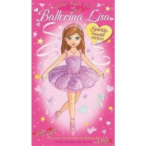 Ballerina Lisa (Glitter Paper Dolls)