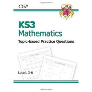 Key Stage 3 Mathematics: Essential SATs Practice Levels 3-6 Pt. 1 & 2