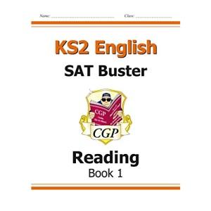 KS2 English SAT Buster: Book 1: Reading