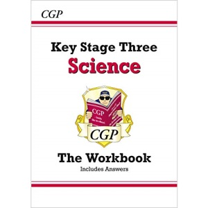 KS3 Science Workbook- Higher (with answers): superb for catching up at home (CGP KS3 Science)