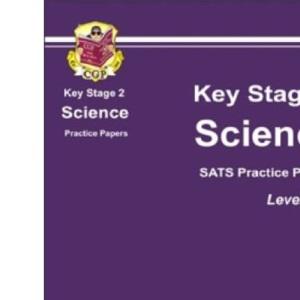 KS2 Science: SAT's Practice Papers - Levels 3-5 (bookshop)